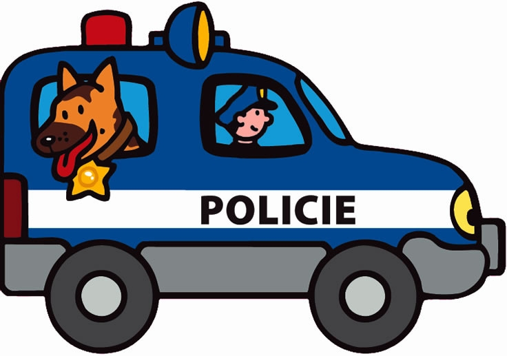 Beseda s policistou